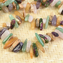 Mix stones bracelet sticks 10 - 20mm