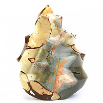 Jasper Colorful Decorative Flame Large 3938g (Madagascar)