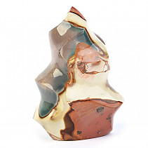 Jasper Colorful Decorative Flame (Madagascar) 654g