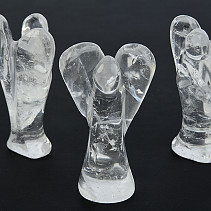 Crystal angel height up to 6cm