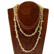 Citrine Necklace (90CM)
