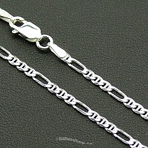 Ag 925/1000 Silver Chain 45cm approx. 3.8 g