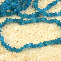 Apatit delicate chopped pieces of bracelet