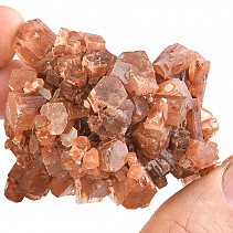 Crystal drone aragonite 72g