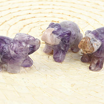Amethyst Element 38mm QA