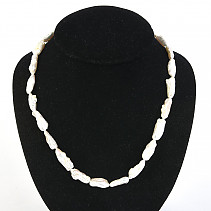 Necklace interesting pearls 50cm