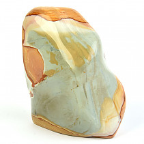 Decorative bright jasper 985g