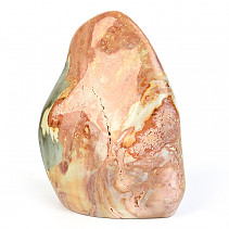 Jasper variegated decorative stone 1221g