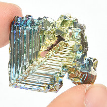 Color bismuth crystal 13.1g