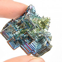 Color bismuth crystal 35.1g