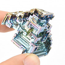 Bismuth colored crystal 49.6g