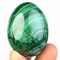 Eggs of malachite 81g