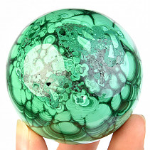 Malachite ball Ø 55mm