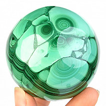Malachite ball Ø 61mm