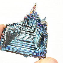Color bismuth crystal 33.2g