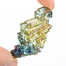 Bismuth colored crystal 26g