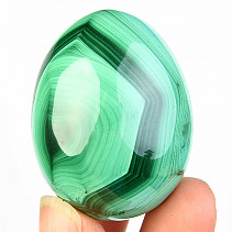 Smooth malachite egg 80g