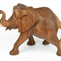 Large elephant with trunk up 26cm