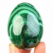 Malachite egg 191g