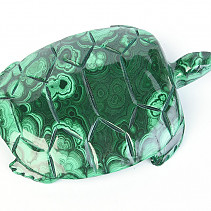 Malachite Turtle Turtle 409g
