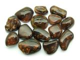 tumbled fire agates